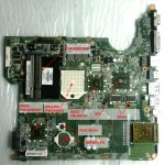Diagnostyka i naprawa płyty głównej na przykładzie DV5, DV6, DV7 (QT8, UT12) – cz.6 – 4 mignięcia CL+NL