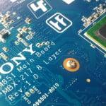 Sony Vaio PCG-7182M płyta MBX-217 M851 – startuje, brak obrazu,  POST